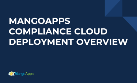 Datasheet: Mangoapps Compliance Cloud Security Overview
