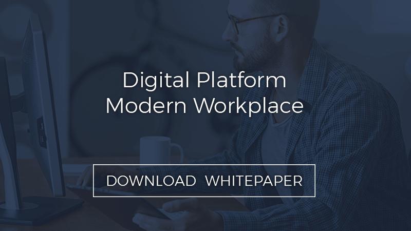Digital Platform, Modern Workplace