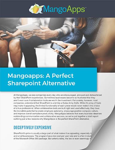 A Perfect SharePoint Alternative