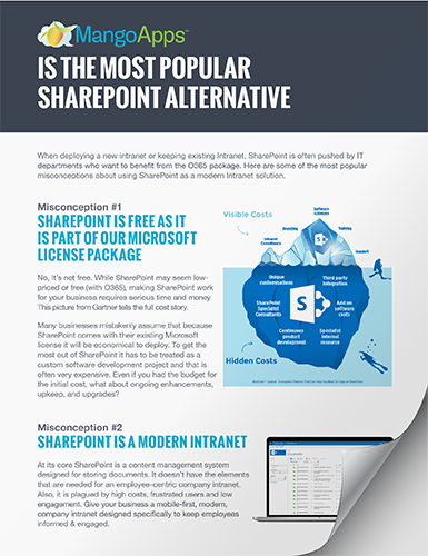 Why you should replace SharePoint