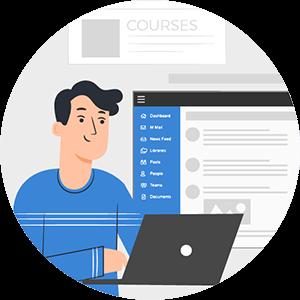 MangoApps Learning Management System