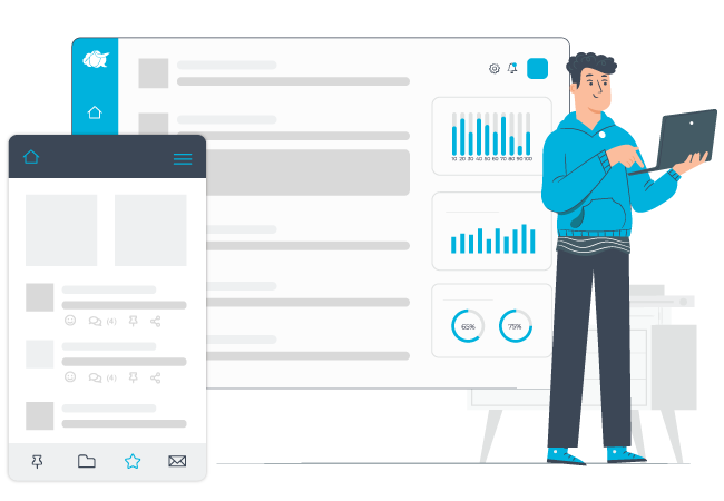 Complete Internal Communication and Collaboration Suite